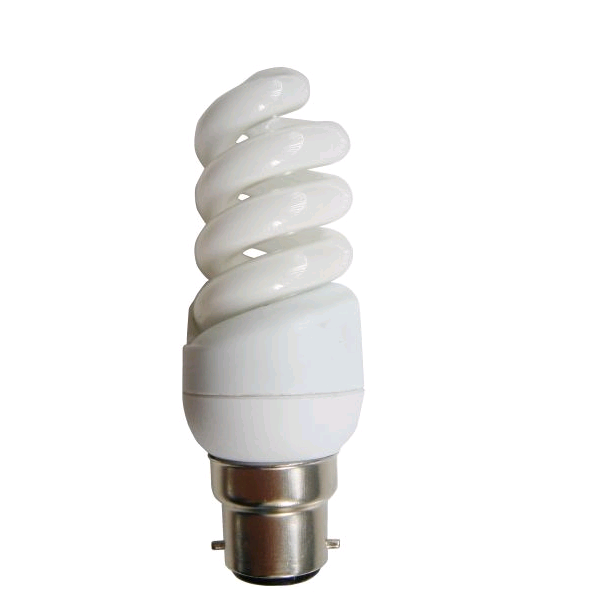 Lamp Low Energy Spiral 11w BC