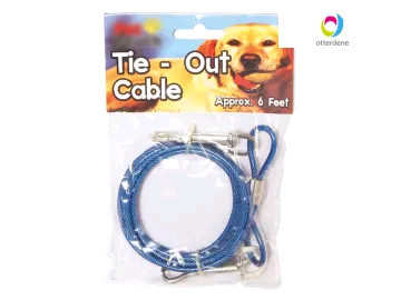 OTTERDENE 4660174 Dog Tie Out Cable AD31