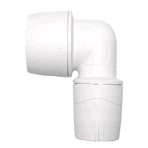 Polypipe PolyMax 22mm Elbow