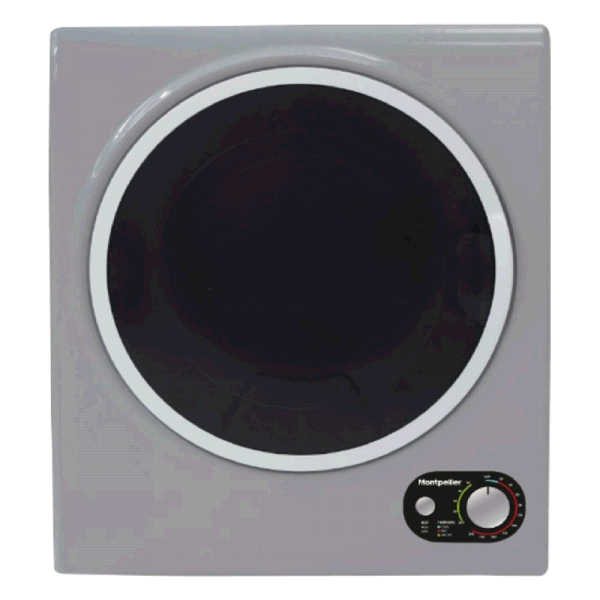 Montpellier Tumble Dryer 2.5kg in Silver