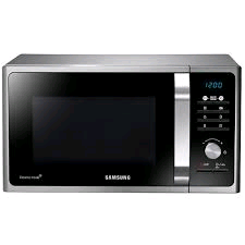 Samsung Solo Microwave 23Ltr 800w c/w LED Display