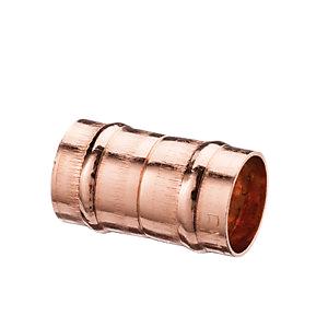 Copper Coupler 15mm Solder Ring