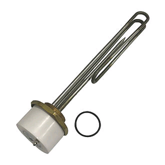 Backer 36in 3kW Backerloy Immersion Heater 18in Stat