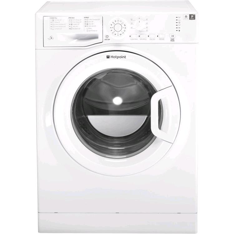 HOTPOINT 1400 spin 6KG A+ Washing Machine