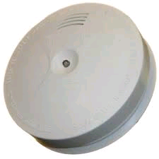 Hispec Optical Smoke Alarm with Test
