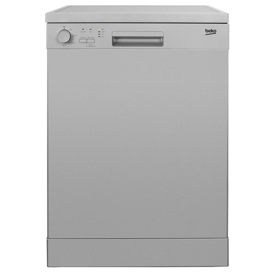 Beko Fullsize 12 Place Freestanding  Dishwasher (Stearn)