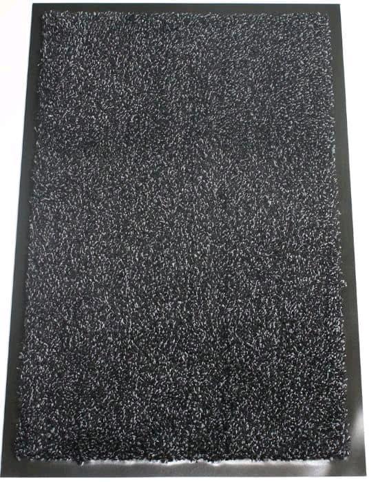 Dandy Washamat Doormat 80x50cm Dark Brown William Armes Cotton with Vinyl/Rubber Backing