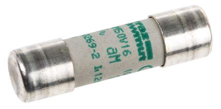 Ceramic Fuse 16a 10 x 38mm General Line 500V