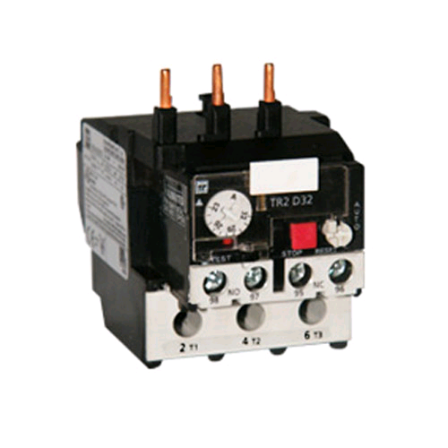 Europa TC1 Overload Relay 0.1A 0.16A