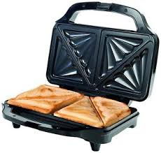 SALTER EK2017S DEEP FILL SANDWICH TOASTER LESS THAN HALF RRP