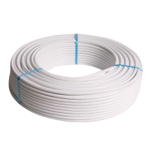 Polypipe PolyFit 25mtr 10mm Barrier Pipe White