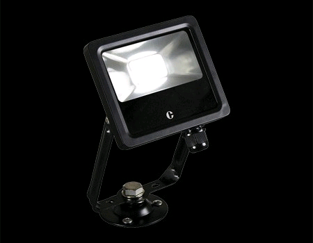Collingwood 10W LED Floodlight Colour Switchable IP65