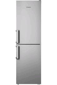 Hotpoint Frost Free Fridge Freezer Graphite 204L/124trs H189 W60