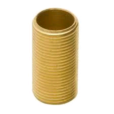 Jeani Brass 10mm x 25mm Long Threaded Rod