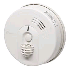 Kidde/Firex Heat Smoke Alarm Alkaline Backup