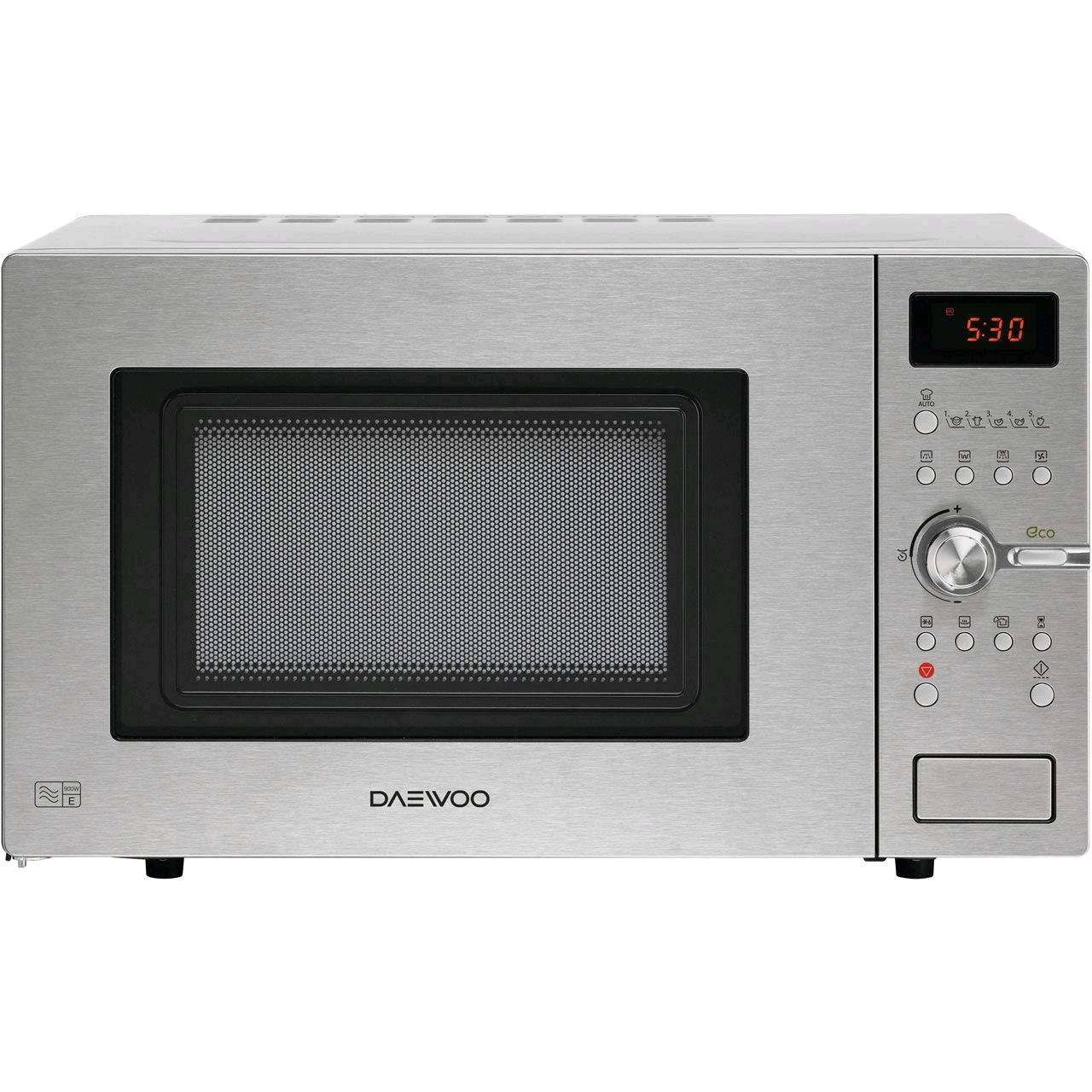 Daewoo Easy Steam Cleaning Combo Oven 28L