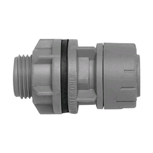"Polypipe Polyplumb 15mm x 1/2"" Tank Connector"