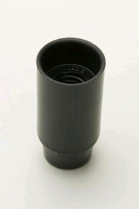 Jeani SES Plastic Lampholder Black