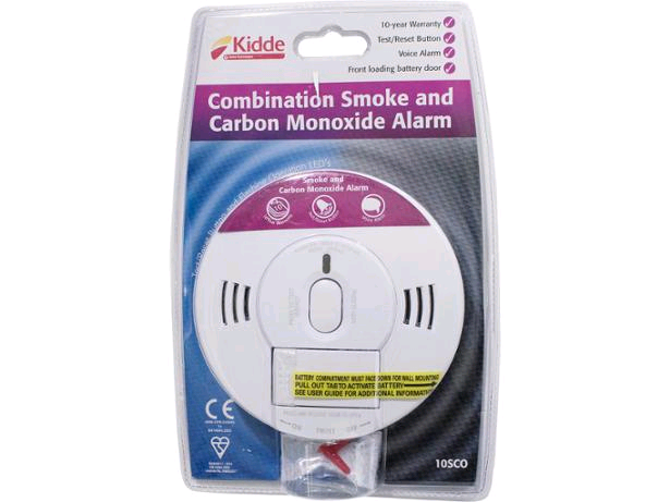 Kidde 2-in1 Combination Smoke/Carbon Monoxide Alarm