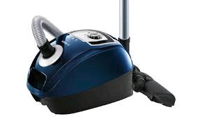 Bosch Cylinder Vacuum Bagged 700w Navy Blue