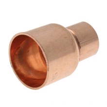 Copper Fitting Reducer 35mm x 28mm Endfeed
