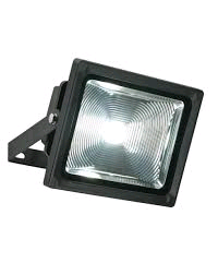 Saxby Olea 32W LED IP65 Floodlight in BLack