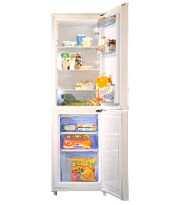 Iceking Fridge Freezer A+ 3.9/1.9cuft H155 W475 D528