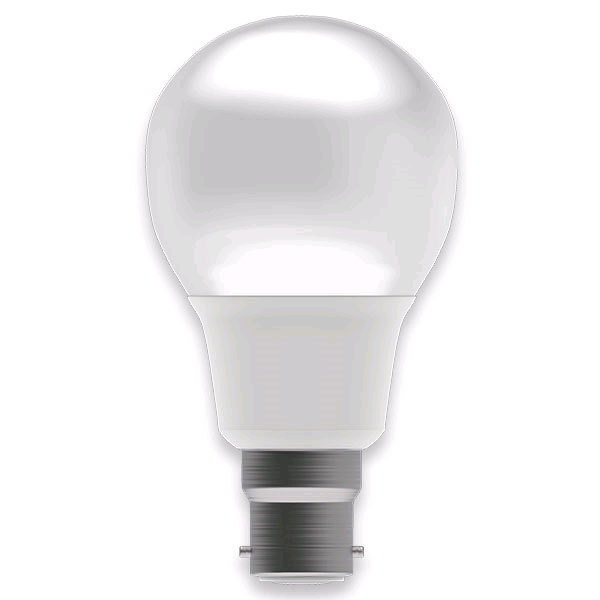 Bell Dimmable 9W BC LED GLS 2700K Warm White