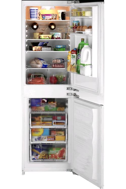 Beko Intergrated Fridge Freezer 50/50 5.5/2.43 H177 W545