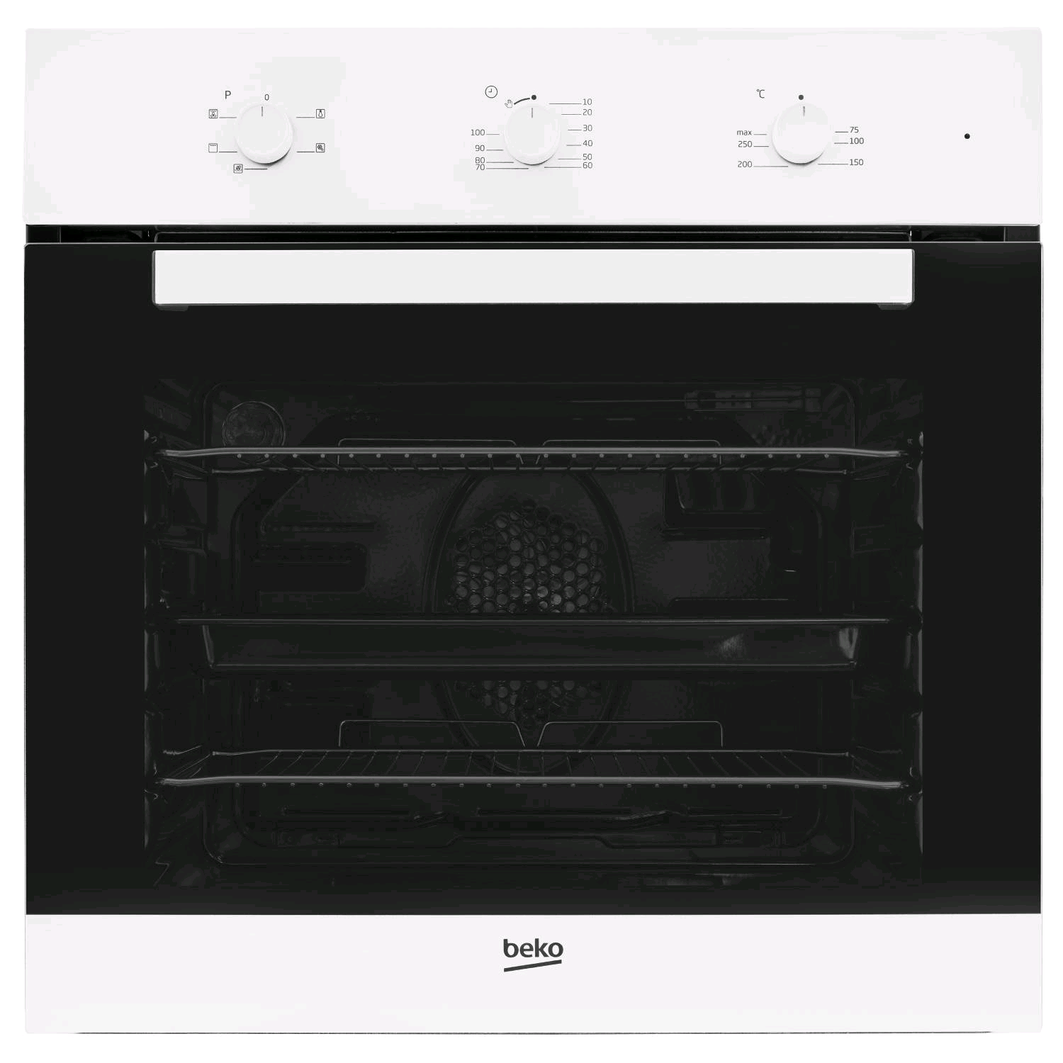 Beko Built in Single Oven Mechanical Minute Minder