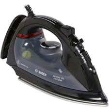 Bosch Sensixx Steam Iron Black 2750w