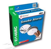 Aico Optical Smoke Alarm & Base