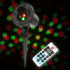 FESTIVE P015215 COSMIC LASER PROJECTOR RED/GREEN