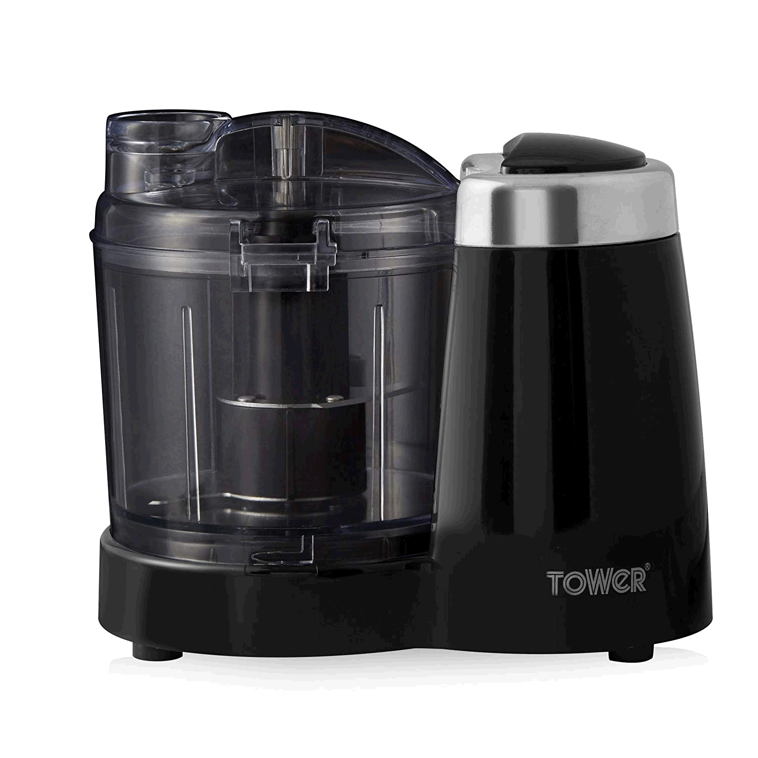 Tower Mini Chopper 350ml 120w Black