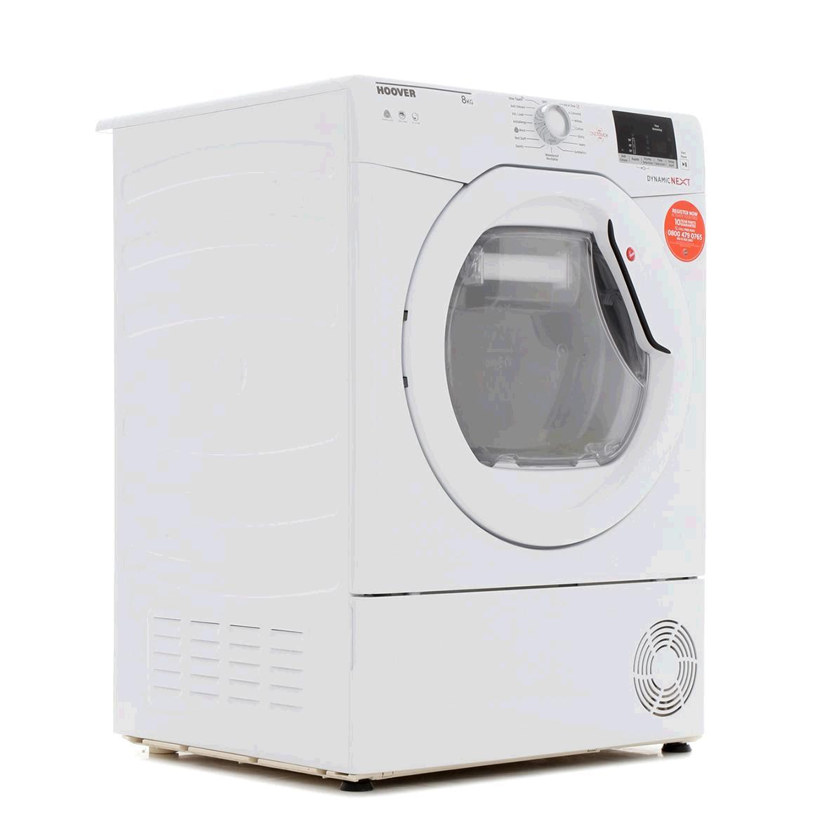 Hoover Condenser Dryer 8kg