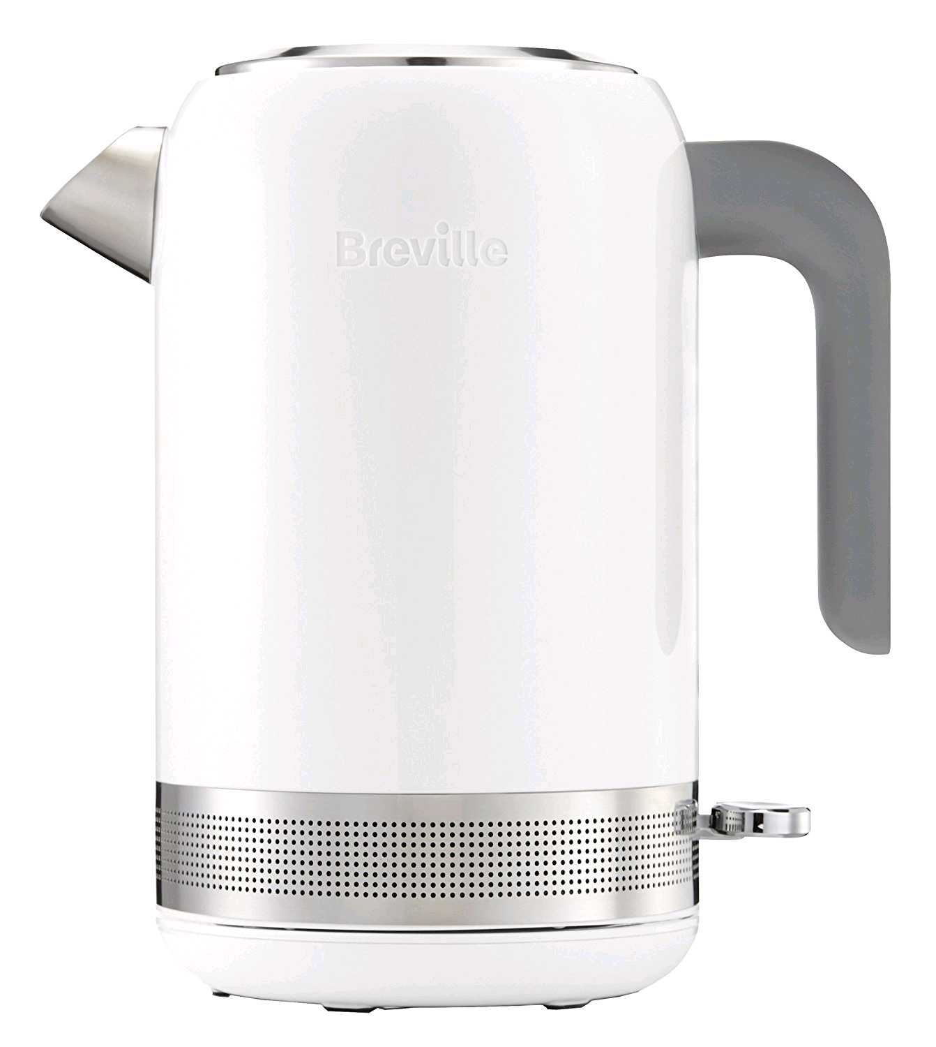 Breville VKJ946 High Gloss Kettle, 1.7 L - White [Energy Class A]
