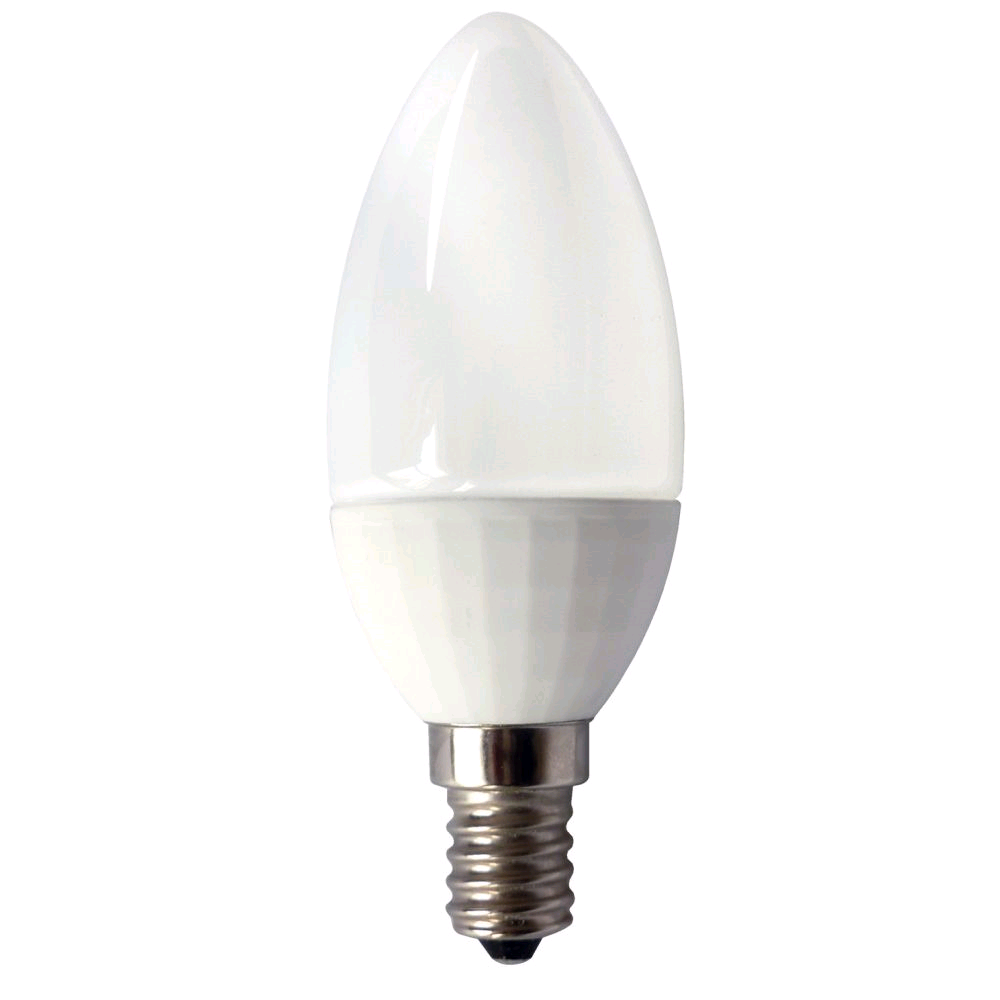 Bell 4w SES LED Opal Candle Warm White