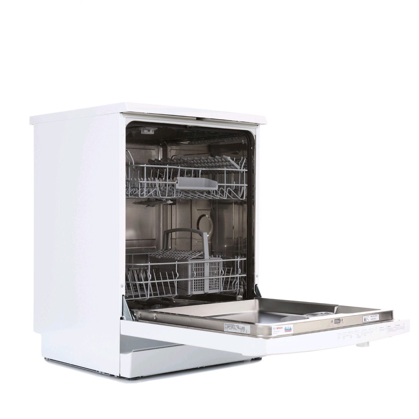 Bosch Dishwasher Freestanding 12 Place