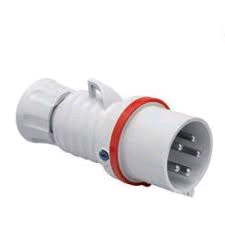 Gewiss 32a 415V 3P + N E Plug IP44