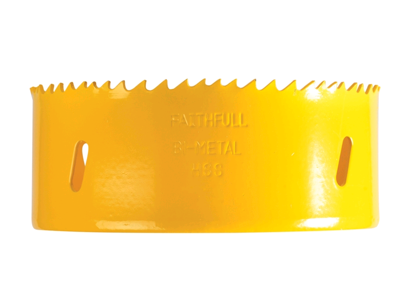 Faithfull Holesaw 105mm
