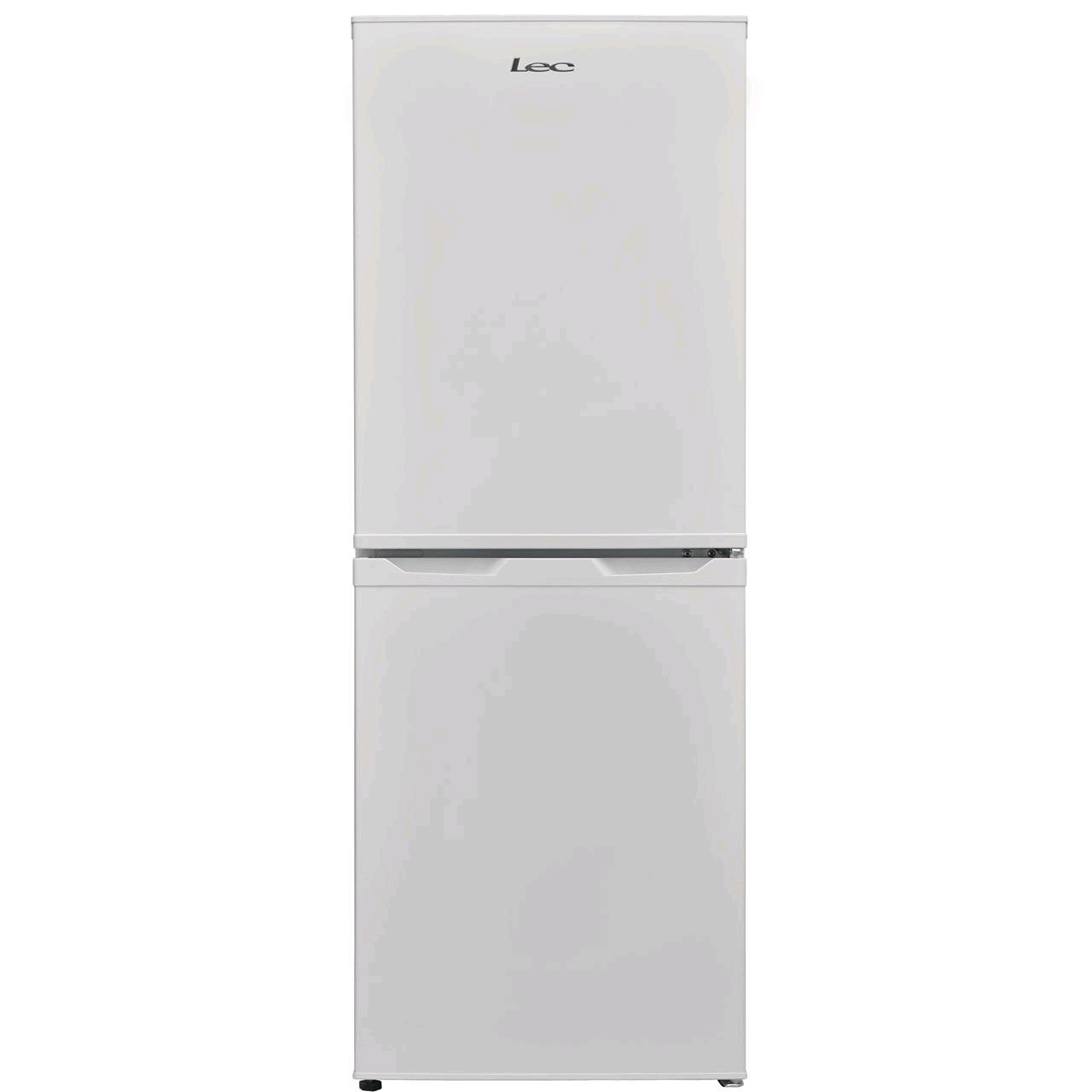 LEC Frost Free Fridge Freezer H152 W54 D61 White
