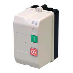 CED DOL Starter 440v AC3 4Kw 5.Hp 16a IP65 without Overload