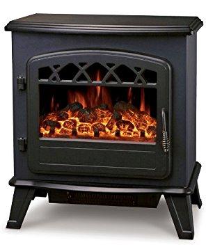 MANOR 3126 ZODIAC COAL EFFECT ELECTRIC STOVE 900-1800W