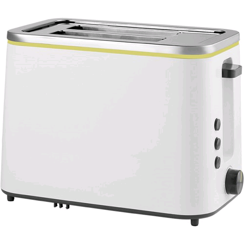 Beko 2 Slice Toaster White
