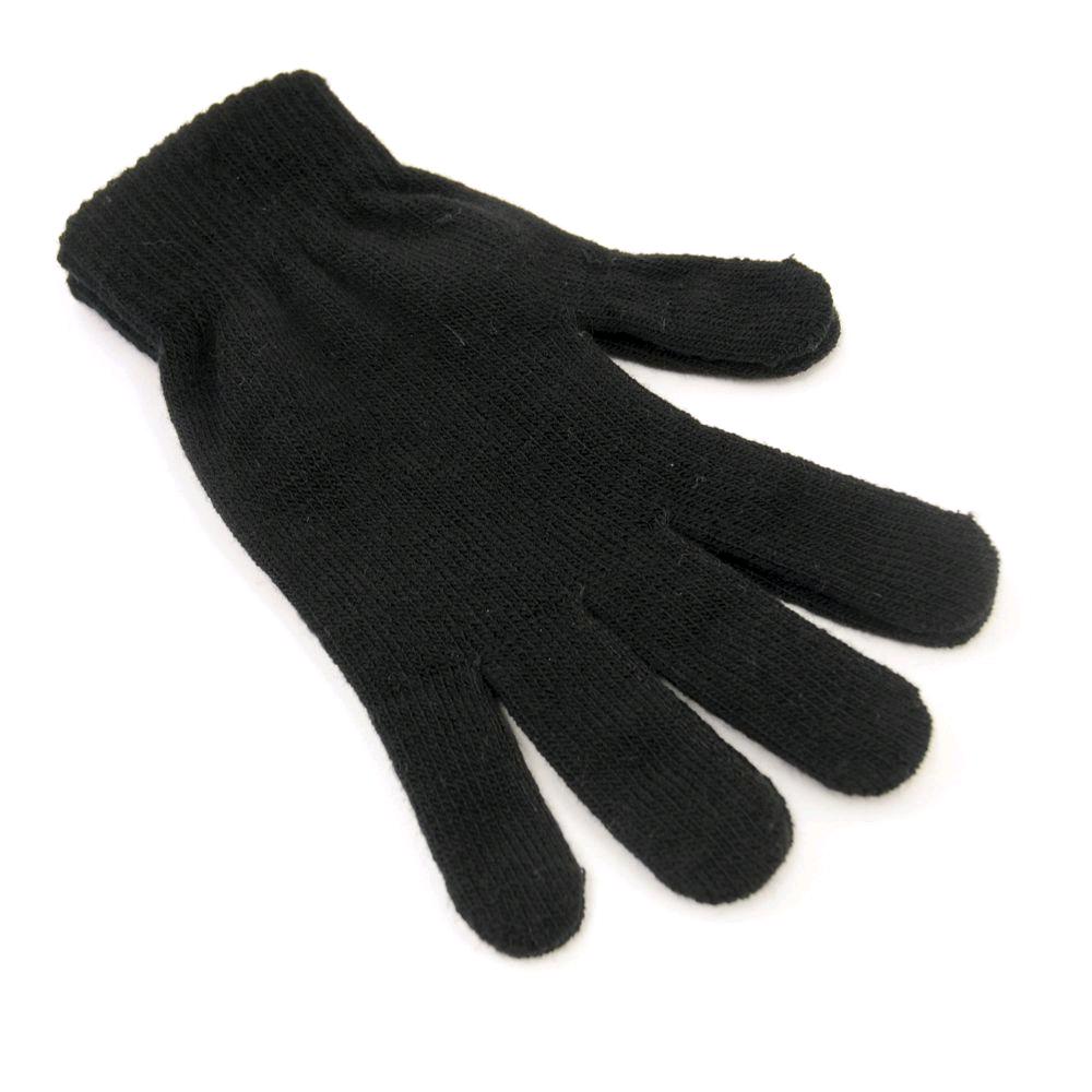 RJM GL311 Mens Thermal Black Magic Gloves