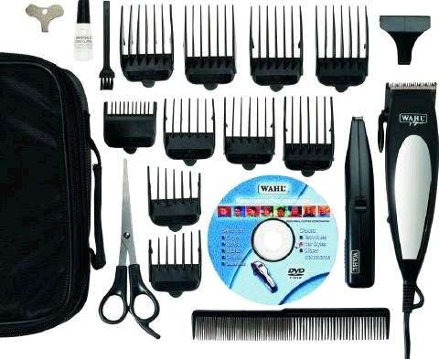 WAHL 7930513 CLIPPER DELUXE GIFT SET