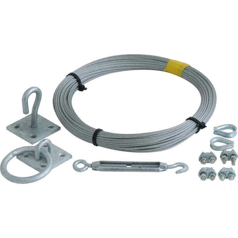 Niglon CWK Catenary Wire Kit 30mtr + Fiittings
