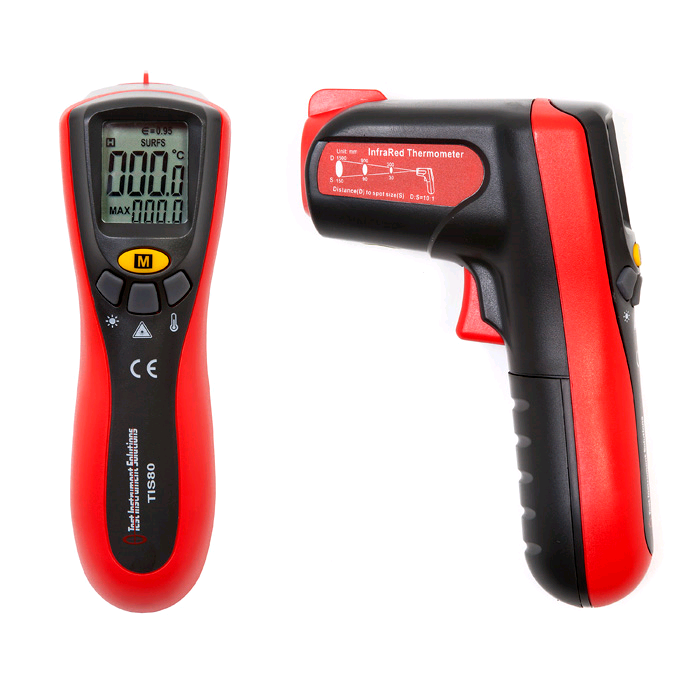 TIS Infrared Thermometer