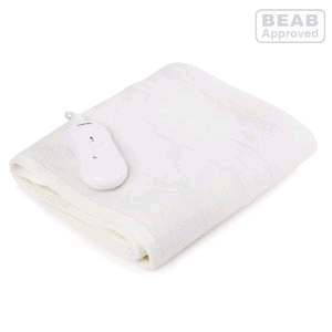 Warmlite Single Electric Underblanket Control 3yrs