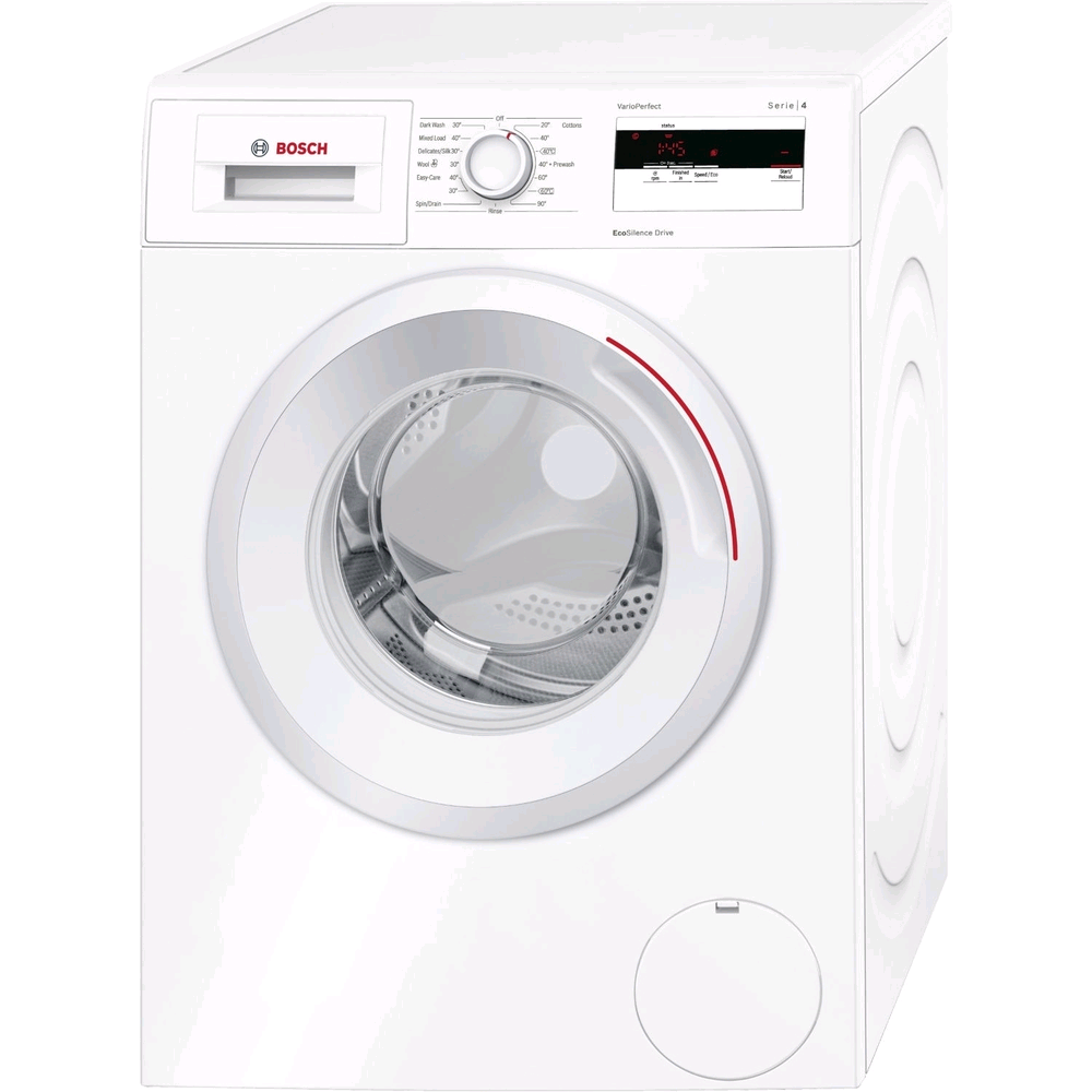 Bosch Washing Machine 7kg 1400 Spin Speed Eco Silence